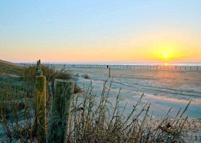Stewart Beach Galveston Island TX