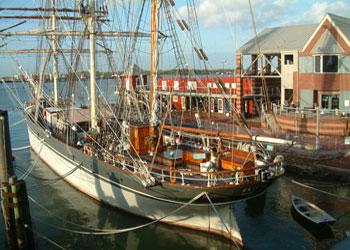 Galveston Island Seaport Museum