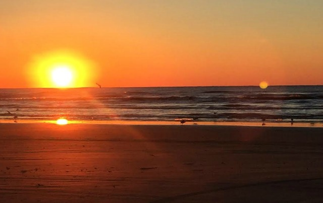Galveston Island Sunrise
