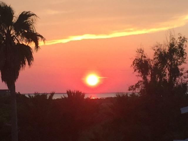 Galveston Island Sunset