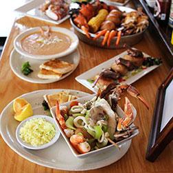 Cajun Creek Seafood Galveston TX
