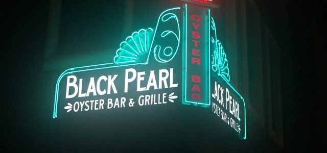 Black Pearl Oyster Bar Galveston Island, TX
