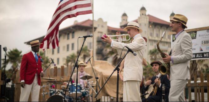Galveston Island Bands & Bombshells Concerts
