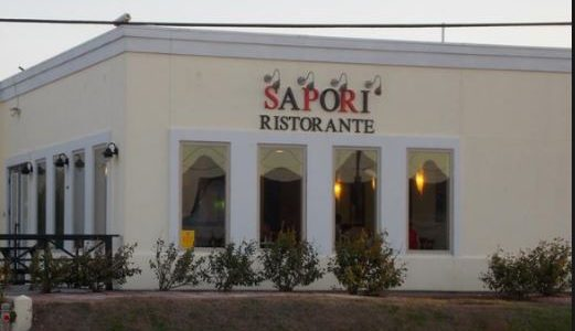 Where To Eat Galveston Island Sapori Italian Restaurant