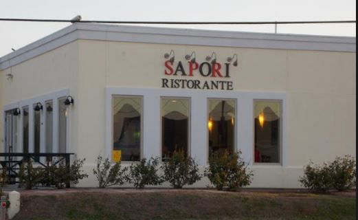 Sapori Italian Restaurant Galveston Island