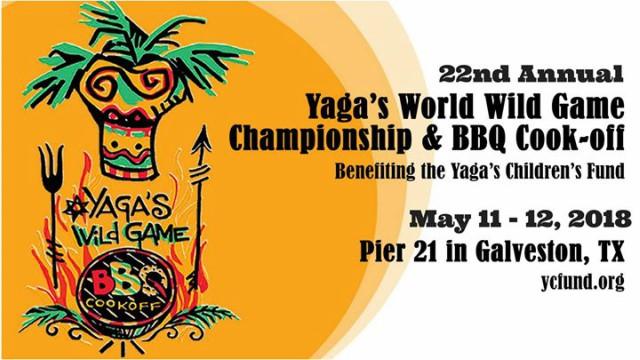 Galveston Yaga's Wild Game BBQ Cook Off