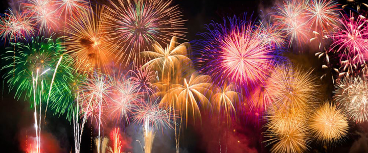 Galveston Island July 4th Parade and Fireworks