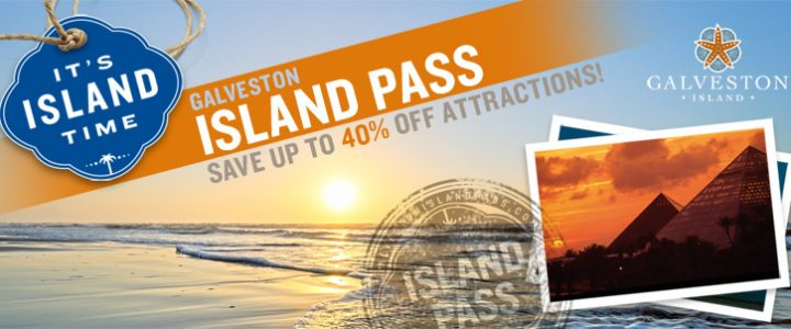 Save 40% Off Attractions With Galveston Island Pass