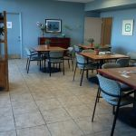 Community Room At By The Sea Condominiums